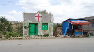 Local house of Mekelle