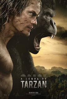 A Lenda de Tarzan – Dublado (2016)