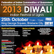 [TamilBrisbane] Blog: Diwali (Deepavali) in Brisbane FREE for entry on Fri 25 Oct 2013 11am to 11pm