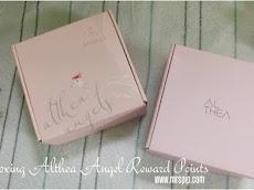 Unboxing Althea Angel Reward Points