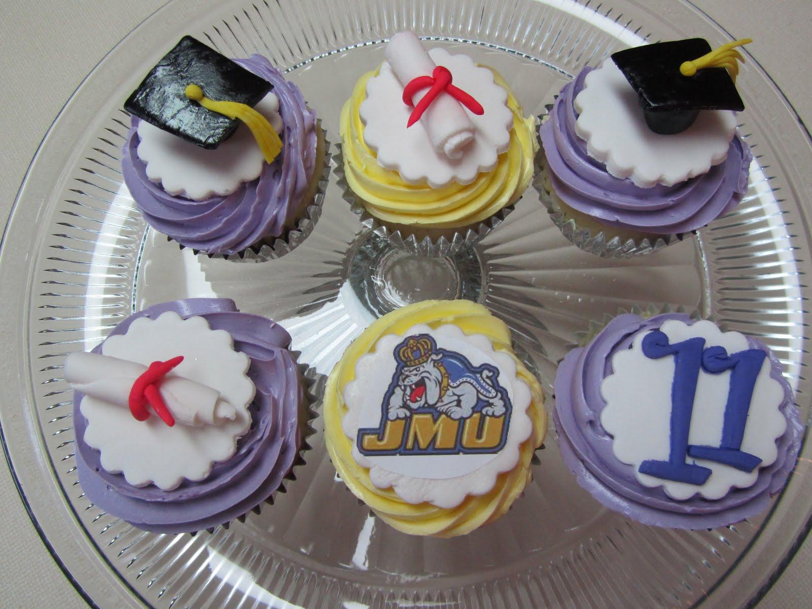 Lola S Cupcake Shoppe James Madison University Graduation