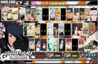 Narsen Mod Gabungan v1.17 (Shinobi Senki)