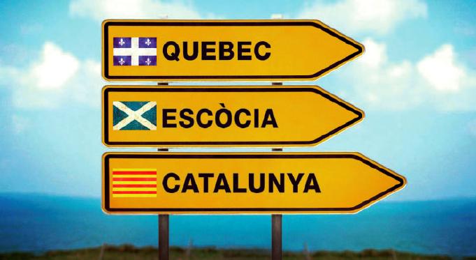Afbeeldingsresultaat voor cataluña independencia cartoons