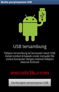 Cara Mengatasi USB Android Tidak Terdeteksi Di Komputer