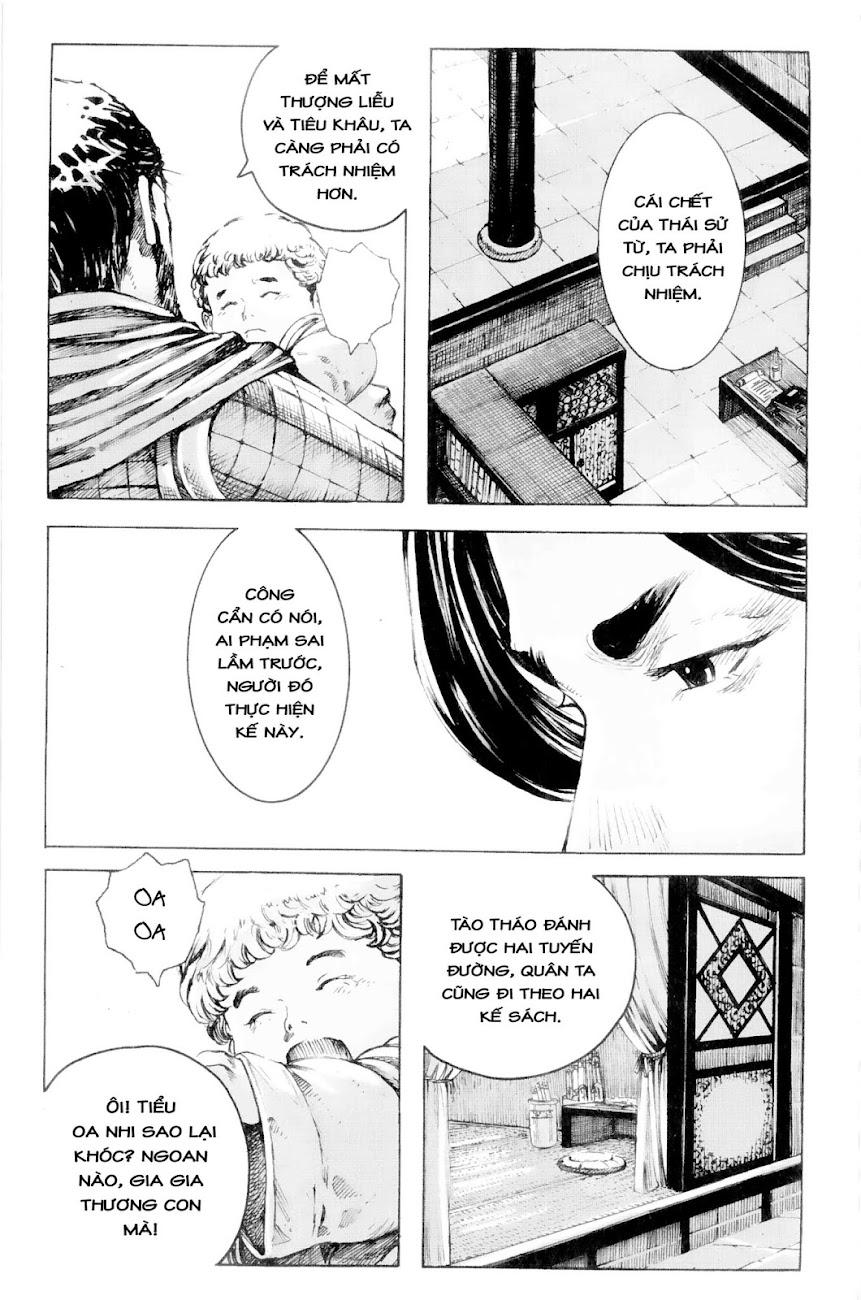 Hỏa phụng liêu nguyên Chương 408: Khổ nhục chi kế [Remake] trang 19
