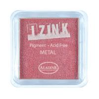http://www.scrappasja.pl/p19295,19123-izink-pigment-tusz-pigmentowy-metal-red-5-x-5-cm.html