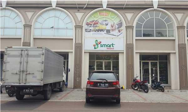 Lembaga Keuangan Di Perbatasan Jakarta Tangerang