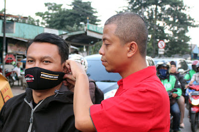 Menggunakan Masker Bisa Mencegah Depresi. Apa Iya?