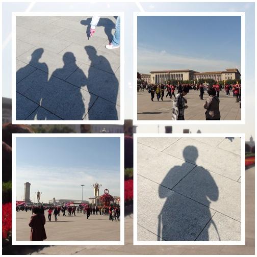 Tiananmen Square (Medan Tiananmen)