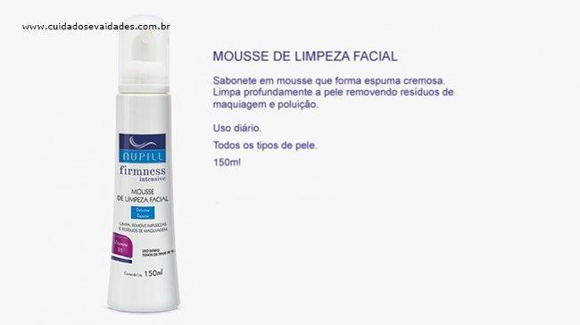 Mouse de Limpeza Facial