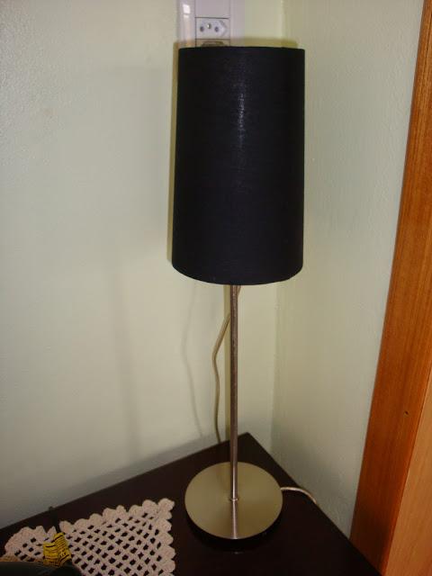 Projeto 52 Objetos | Objeto 18 (Luminária de Cúpula Preta)