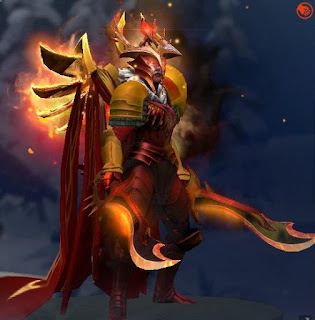 Legion Commander Arcana - Blades of Voth