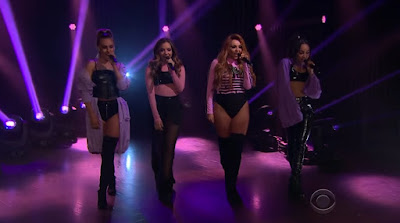 "Little Mix Perform ""Touch"" On The Late Late Show"