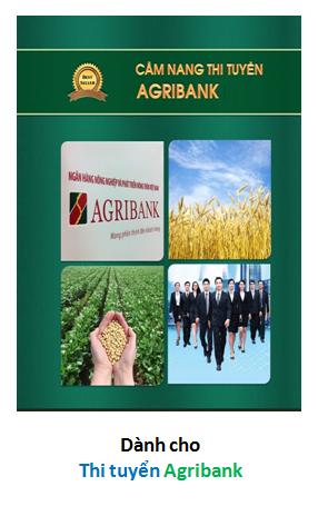 Sách ôn thi phỏng vấn Agribank - Ngân hàng nông nghiệp và phát triển nông thôn