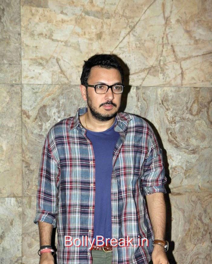 Dinesh Vijan, 'Tanu Weds Manu Returns' Special Screening Pics
