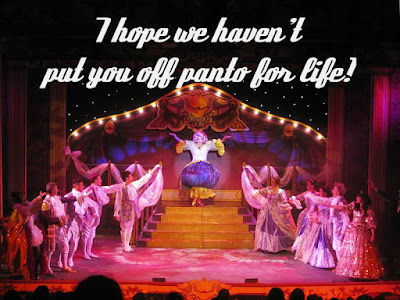 It's the panto season!