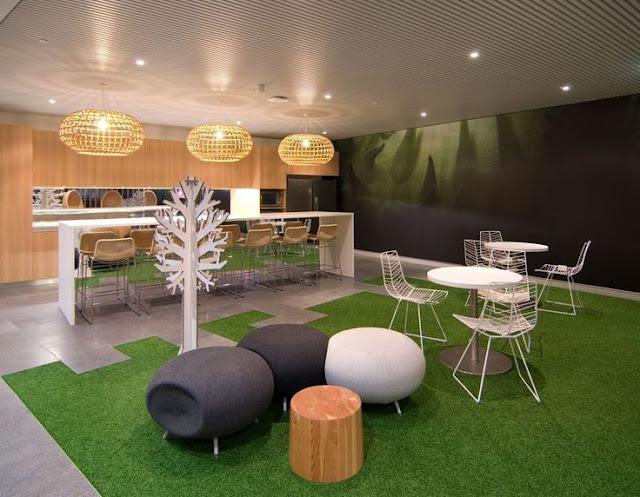 Thiết kế văn phòng làm việc mang lại cảm hứng và hiệu quả công việc: Nội thất PLAZA 0963.360.360