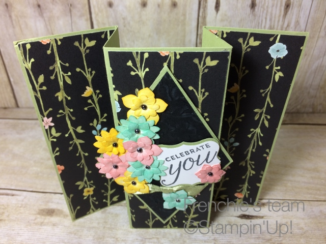 Whole Lot of Lovely Designer Series Paper Stampin'Up!