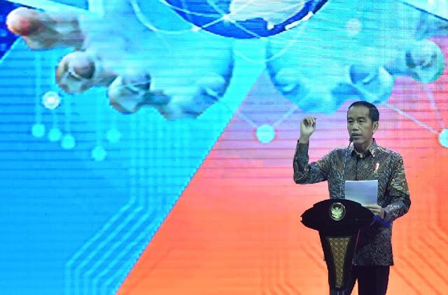 "Ada Kawasan Sains dan Teknologi, Jokowi Bangun ""Silicon Valley"" di Indonesia"