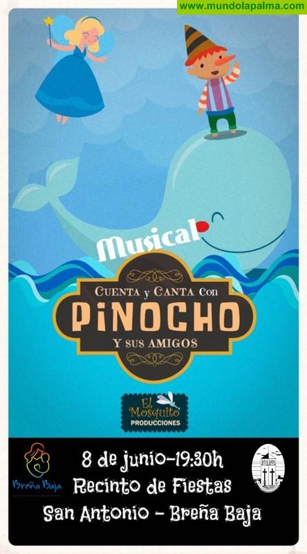 FIESTAS SAN ANTONIO: Pinocho
