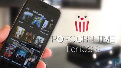 Popcorn Time para iOS y Android