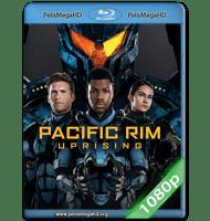 TITANES DEL PACÍFICO: LA INSURRECCIÓN (2018) FULL 1080P HD MKV ESPAÑOL LATINO