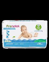 pañales Prenatal mimuselina 2017