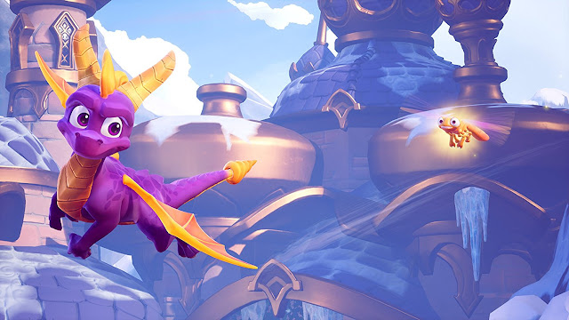 Spyro Reignited Trilogy is here!