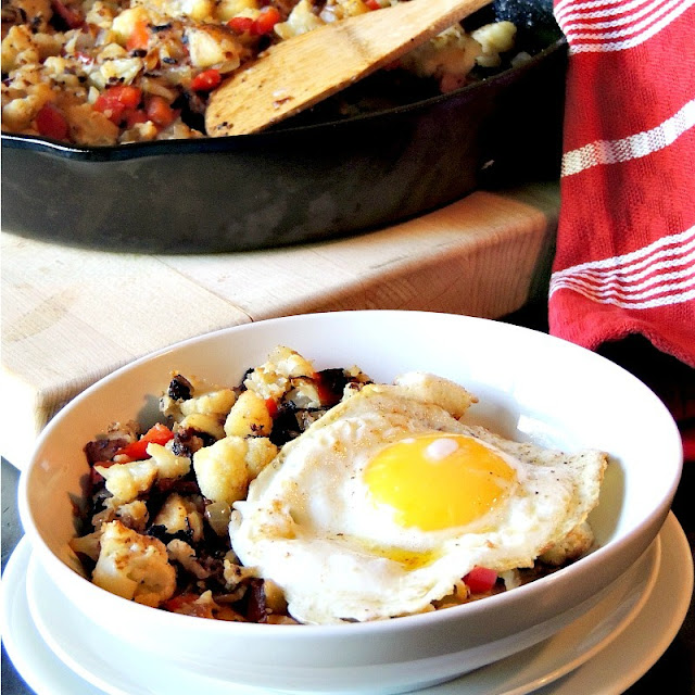 Cauliflower Hash