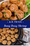 Air-Fried Bang Bang Shrimp