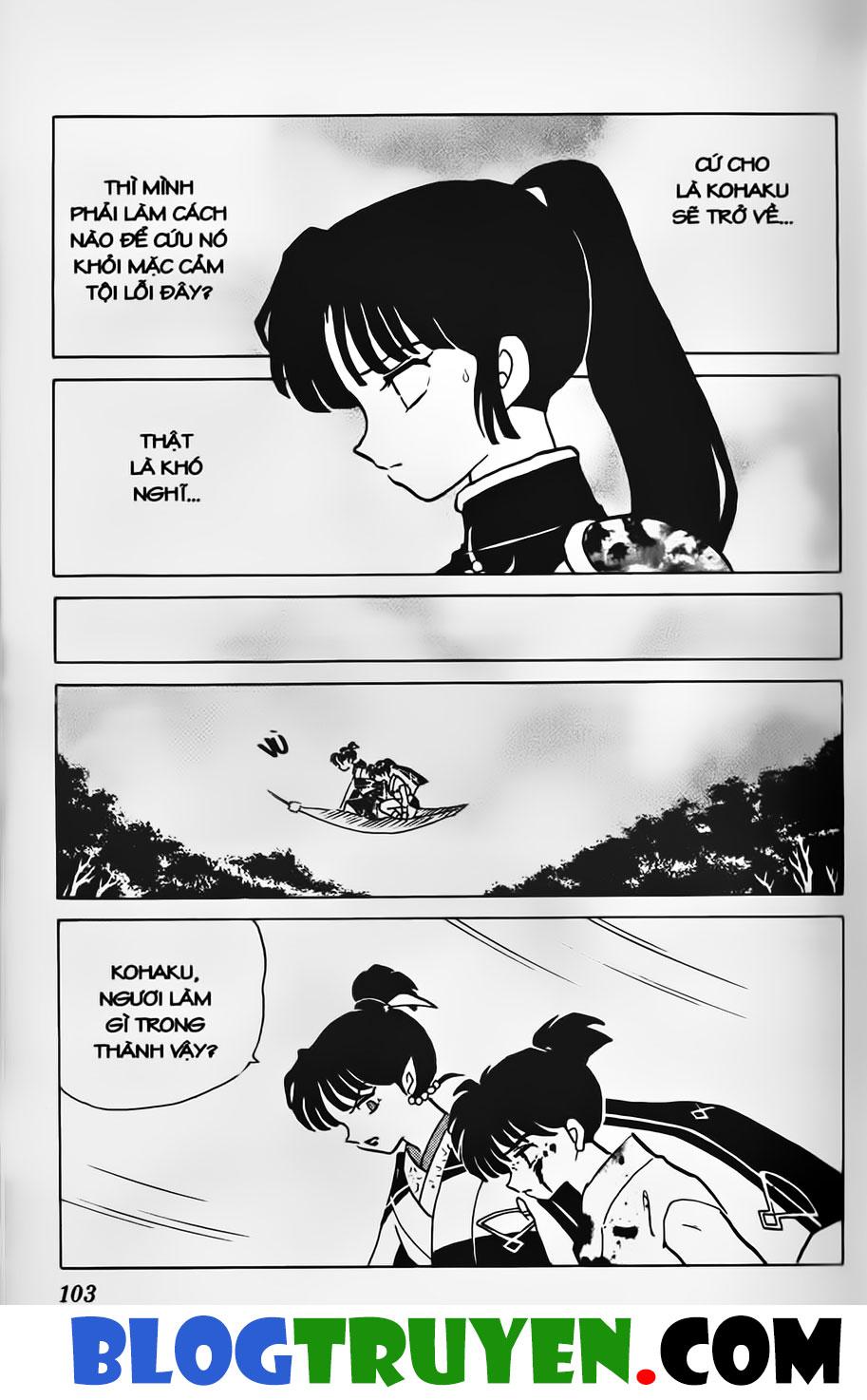 Inuyasha vol 32.6 trang 10