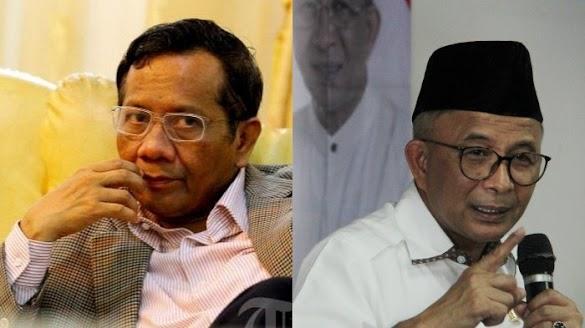 Politisi PKS: Logika Mahfud MD Nggak Nyambung Gara-gara Balik Kanan Dukung Rezim