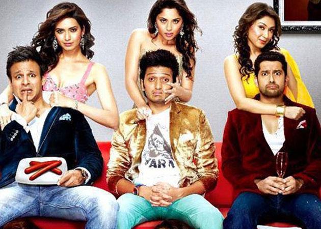 Grand Masti Hindi Movie Funny and Double Meaning Dialogues Lyrics