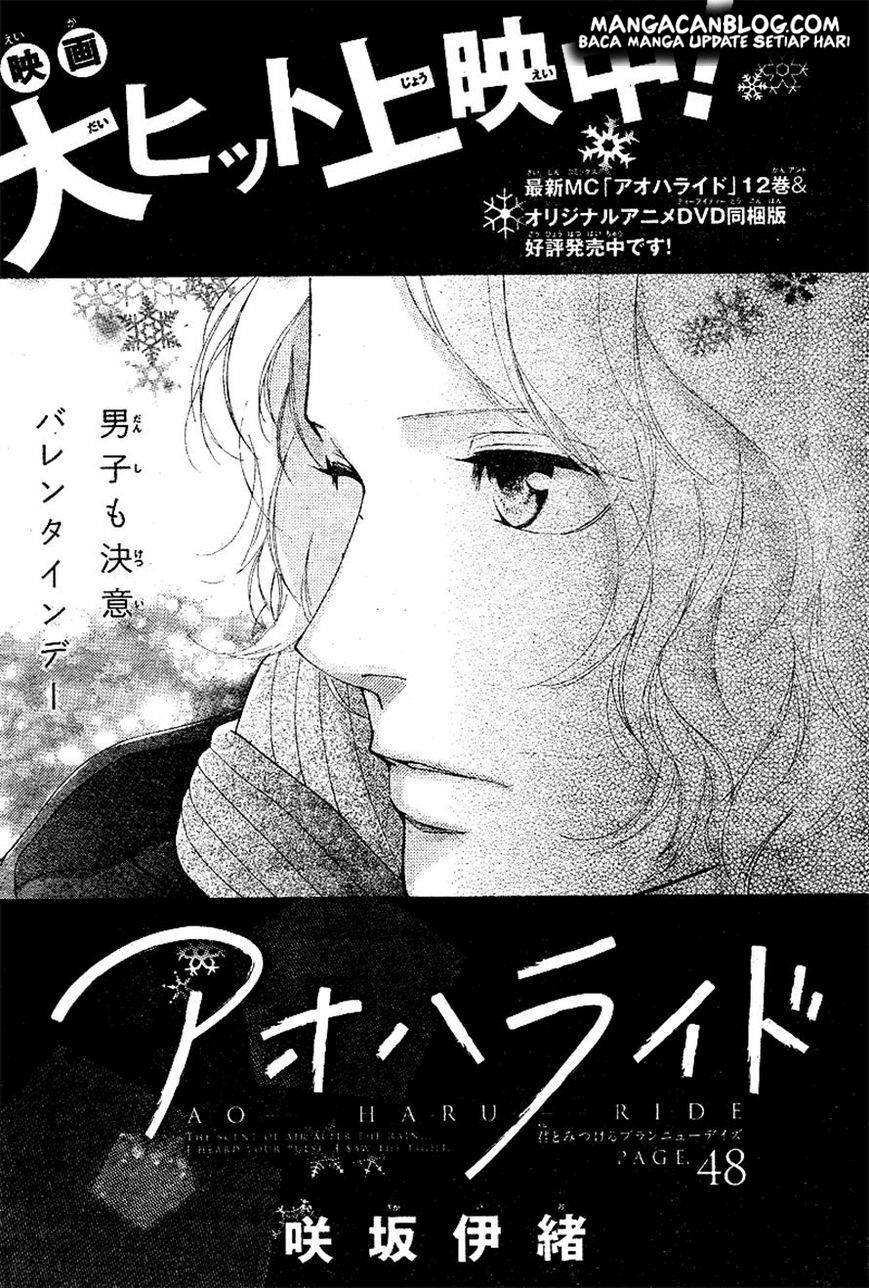 Ao Haru Ride Chapter 48-2