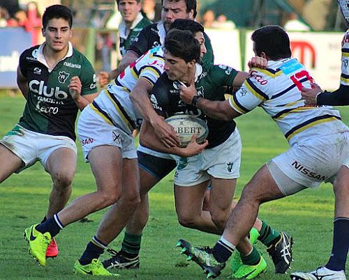 Tucumán Rugby es el puntero del Regional