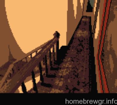 Γνωρίστε το -ακυκλοφόρητο- rom του Resident Evil για το GBC 7