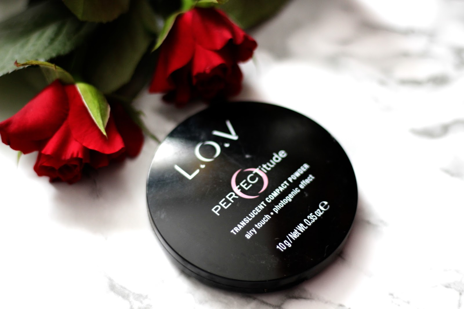 L.O.V Perfectitude Translucent Compact Powder Review Erfahrungen