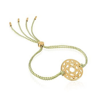 Daisy London  Heart Friendship Bracelet