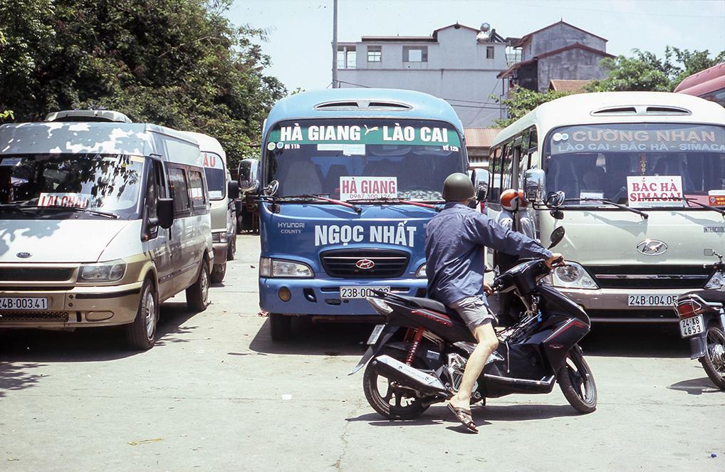 Ha giang bus station