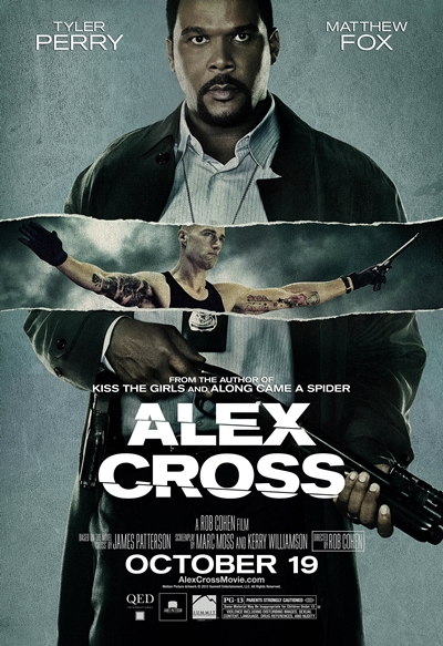 Alex Cross DVDRip Español Latino