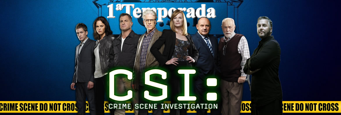 CSI: Crime Scene Investigation (1ª temporada)