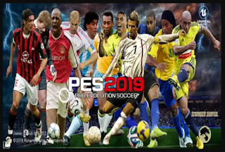 PES Legends Mobile 2019