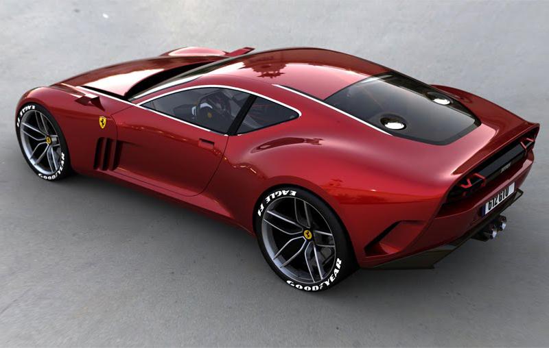 2016-2017 Ferrari 612 GTO scaglietti - Top Gear