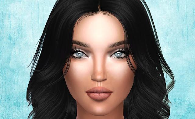 Natalie halcro sims 4