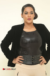 Actress Mumaith Khan Latest  Pictures at Thikka Audio Launch  0011