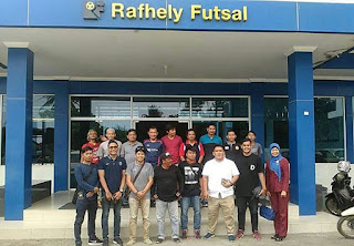 Asosiasi Akademi Futsal Indonesia (AAFI) Sumbar Terbentuk