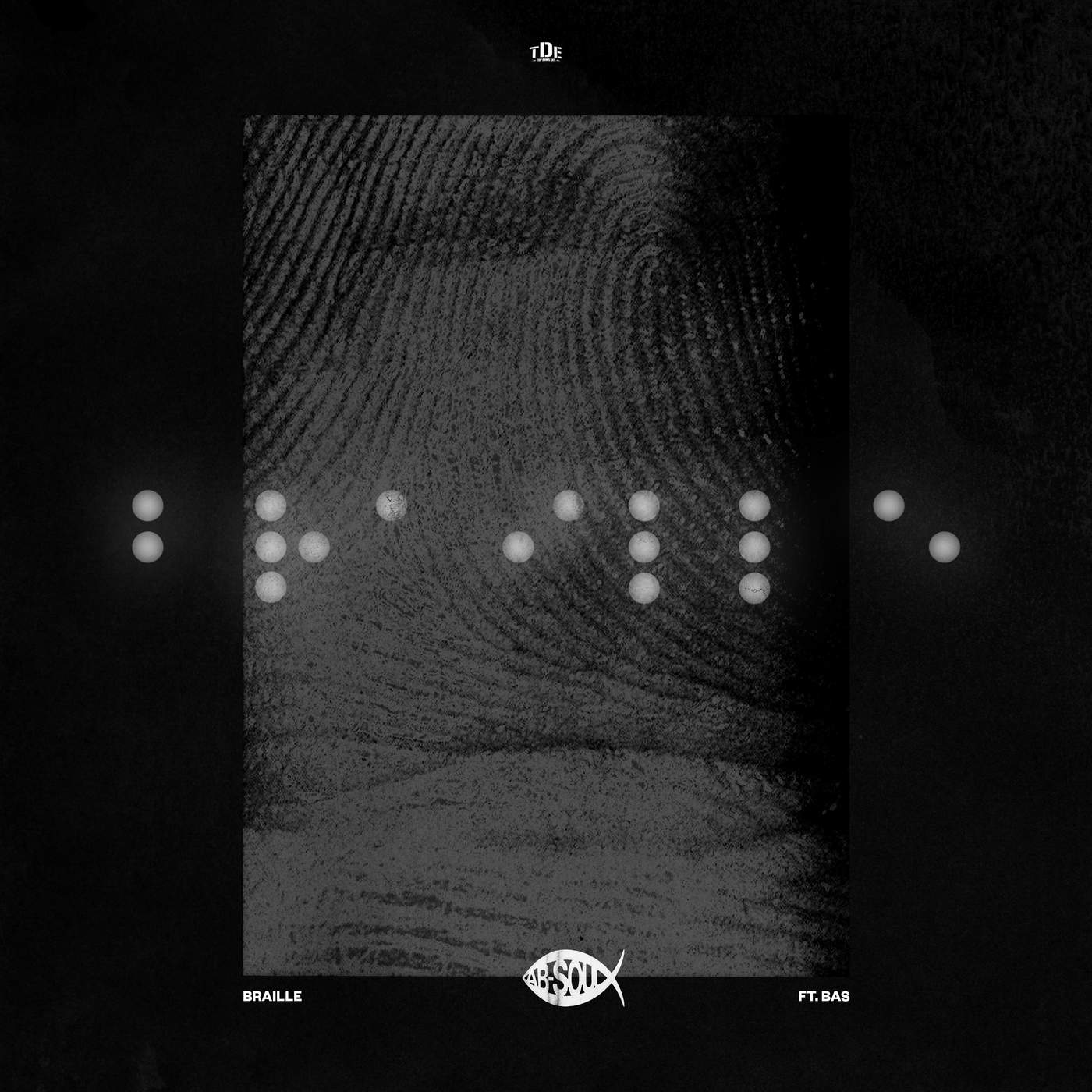 Ab-Soul - Braille (feat. Bas) - Single Cover