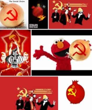 Typo Soviet Union jadi Soviet Onion