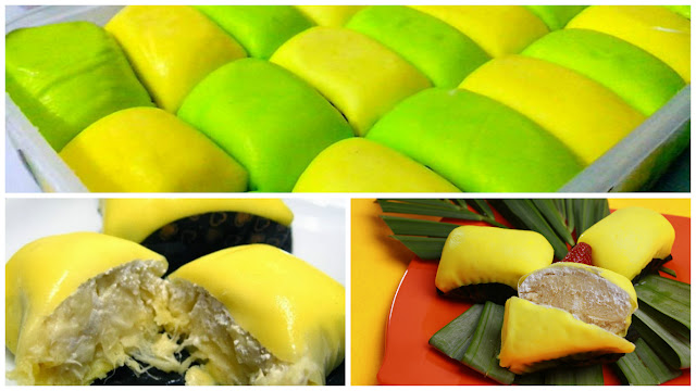 Cara Membuat Pancake Durian Lezat Asli Medan