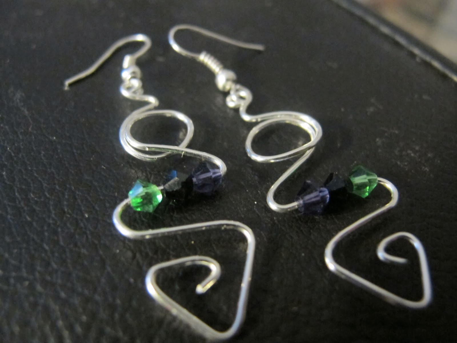 Naomi S Designs Handmade Wire Jewelry Yet More Silver